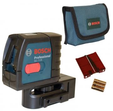 Bosch Kreuzlinienlaser GLL2-15
