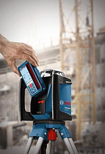 Bosch Professional GRL 500 H Test