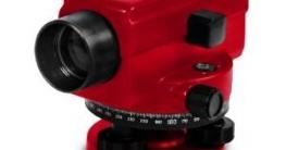 Welche Achsen hat ein Nivelliergerät?